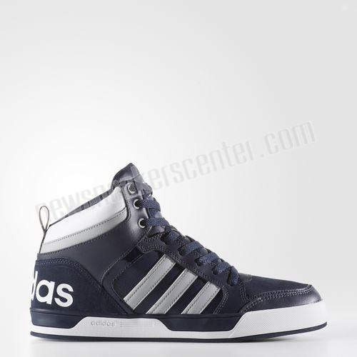 Men's Lifestyle Adidas Raleigh 9tis Mid Shoes - Blue Issue At a Discount 47%  - Men's Lifestyle Adidas Raleigh 9tis Mid Shoes Blue Issue At a Discount 47%-01-0