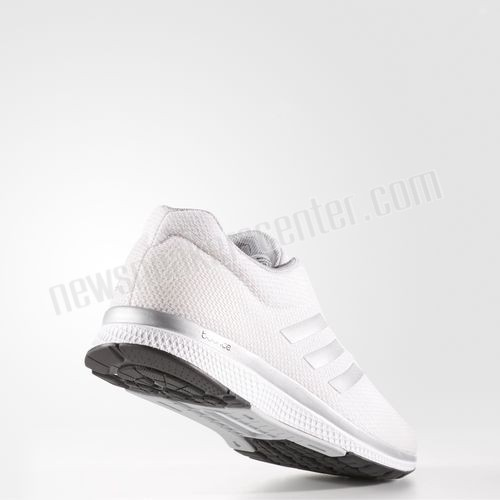 ADIDAS WHITE FTW/METALLIC SILVER/BLACK MANA BOUNCE WOMEN'S RUNNING SHOES With Nice Price  - ADIDAS WHITE FTW/METALLIC SILVER/BLACK MANA BOUNCE WOMEN'S RUNNING SHOES With Nice Price-01-4