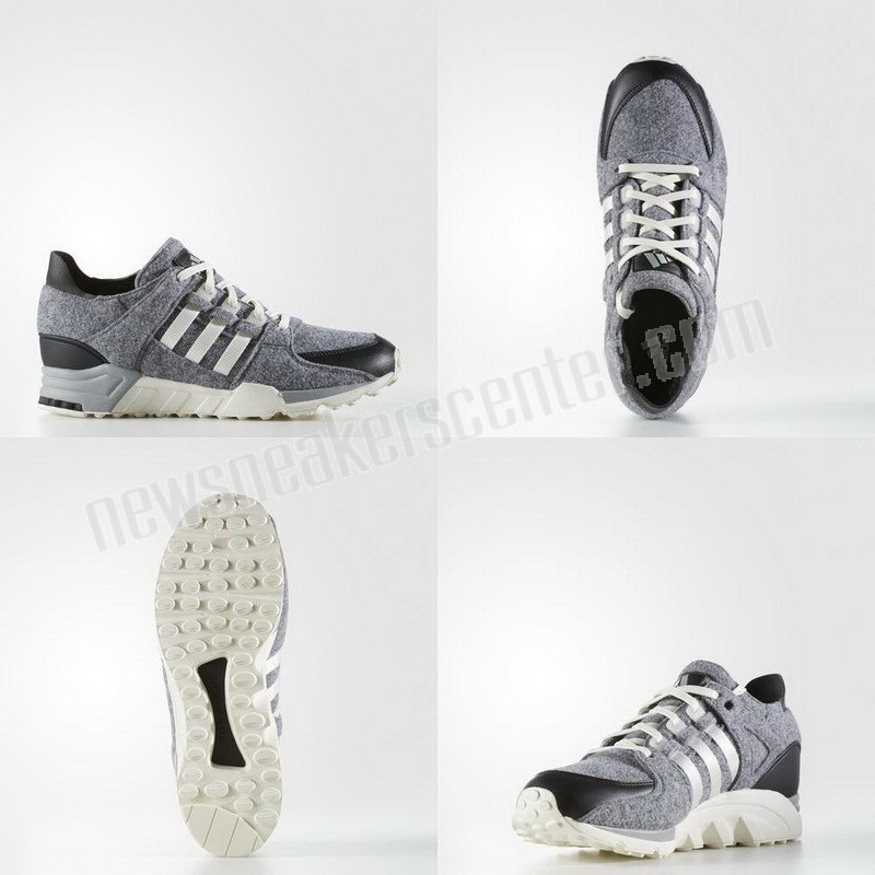 Adidas Equipment EQT Running Support Wool Grey Core Black White At Unbeatable Price  - Adidas Equipment EQT Running Support Wool Grey Core Black White At Unbeatable Price-01-5