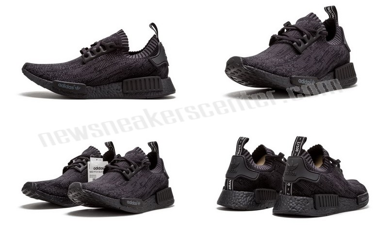 Adidas NMD Pitch Black Mens CBLACK/CBLACK/CBLACK At a Discount 49%  - Adidas NMD Pitch Black Mens CBLACK/CBLACK/CBLACK At a Discount 49%-01-5