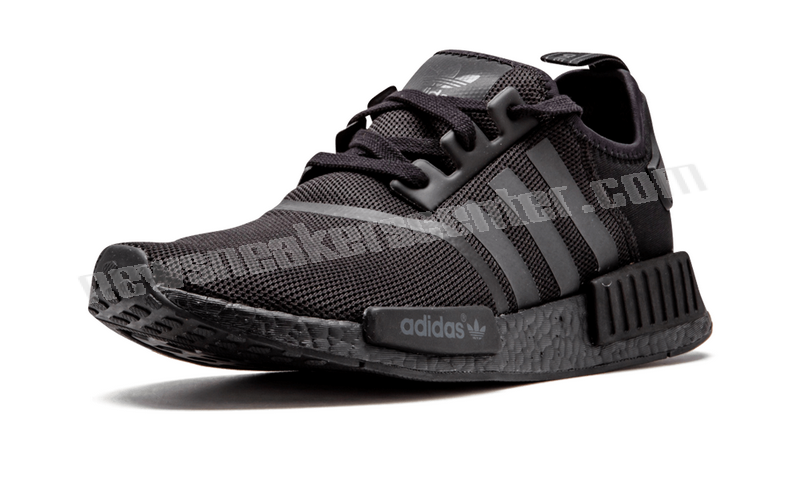 Adidas NMD_R1 Mens 'TRIPLE BLACK' With a Good Price  - Adidas NMD_R1 Mens 'TRIPLE BLACK' With a Good Price-01-1