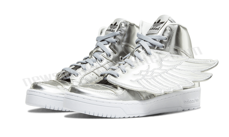 Adidas JS Wings Mens METAL SILVER Price At a Discount  - Adidas JS Wings Mens METAL SILVER Price At a Discount-01-1