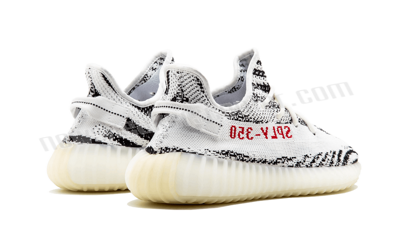 Adidas Yeezy Boost0 'Zebra' Mens FTWRWHT/CBLACK/RED On Discount  - Adidas Yeezy Boost0 'Zebra' Mens FTWRWHT/CBLACK/RED On Discount-01-3