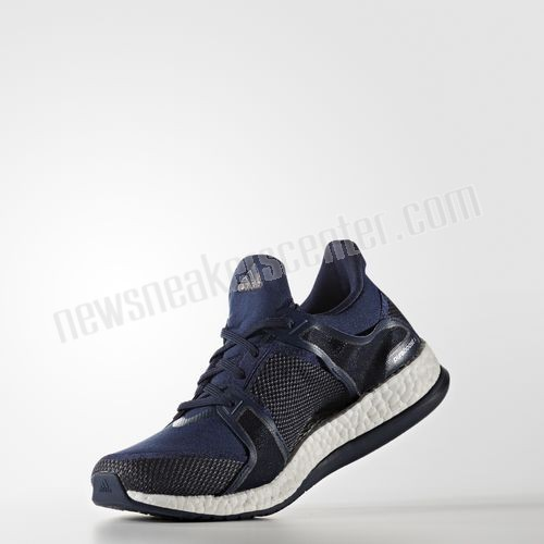 Adidas Women's Training Pure Boost X Training Shoes Collegiate Navy/Night Navy/Ftwr White On Discount  - Adidas Women's Training Pure Boost X Training Shoes Collegiate Navy/Night Navy/Ftwr White On Discount-01-3