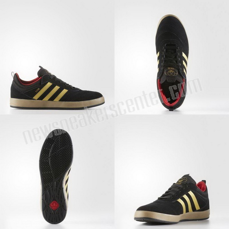 Men's Lifestyle Adidas Suciu ADV Shoes - Black Discounts Online  - Men's Lifestyle Adidas Suciu ADV Shoes Black Discounts Online-01-5