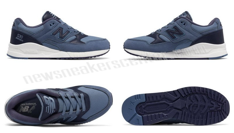 New Balance Womens Canvas Waxed Deep Porcelain Blue with Solstice Quick Delivery  - New Balance Womens Canvas Waxed Deep Porcelain Blue with Solstice Quick Delivery-01-5