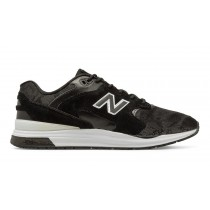 New Balance Mens REVlite Reflective Black with White At Lower Price-20