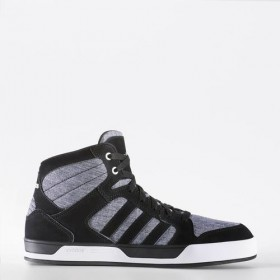 Adidas Raleigh Mid Shoes - Black Price At a Discount