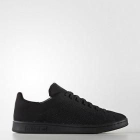 Adidas Men's Originals Stan Smith Primeknit Core Black/Core Black/Core Black 52% Off Sale