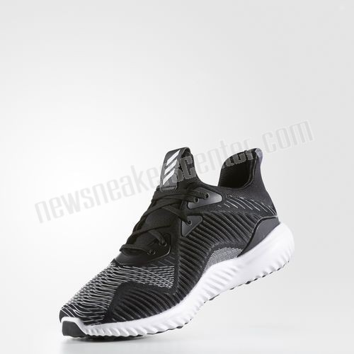 Adidas Alphabounce Haptic Men's Running Shoes - Black With Quick Delivery  - Adidas Alphabounce Haptic Men's Running Shoes Black With Quick Delivery-01-3