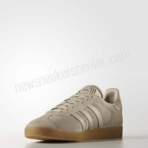 Men's Shoes sneakers adidas Originals Gazelle - Brown At The Best Price  - Men's Shoes sneakers adidas Originals Gazelle Brown At The Best Price-01-3