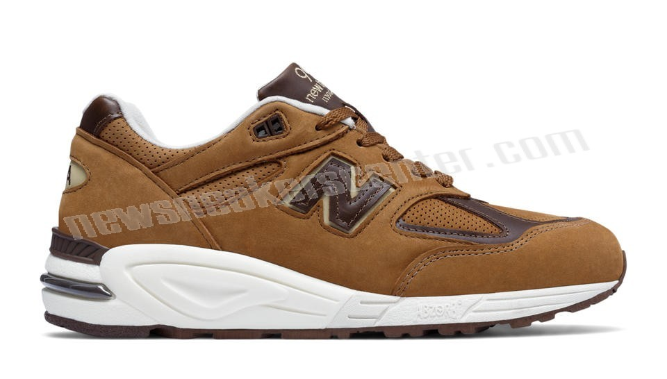 New Balance Mens0v2 Brown with White and Brown Quick Expedition  - New Balance Mens0v2 Brown with White and Brown Quick Expedition-31